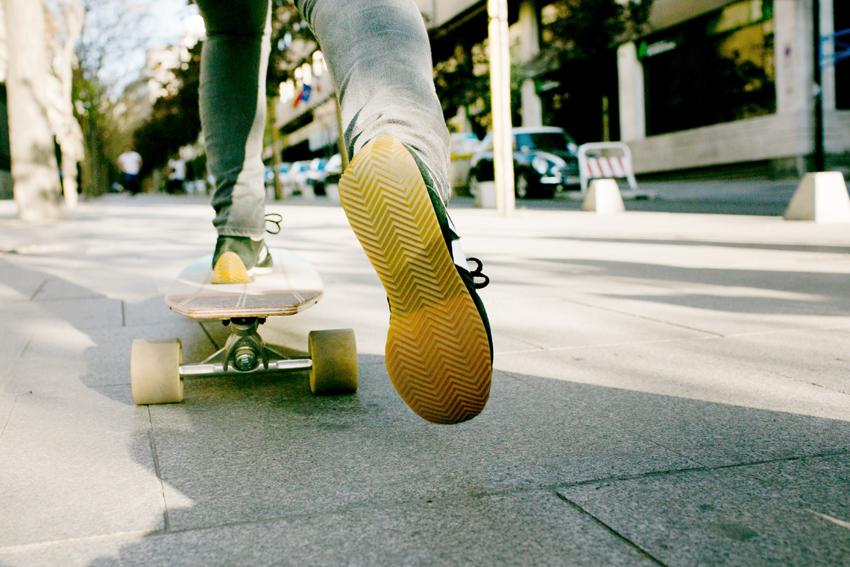 zapatillas de Ana.