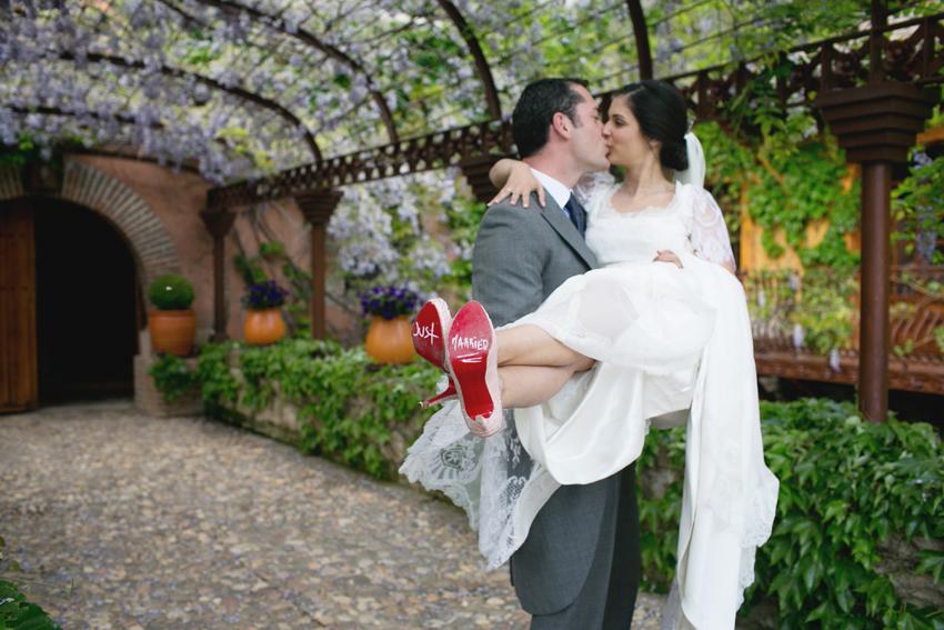 Fotógrafo de bodas en Madrid, fotos artísticas de bodas