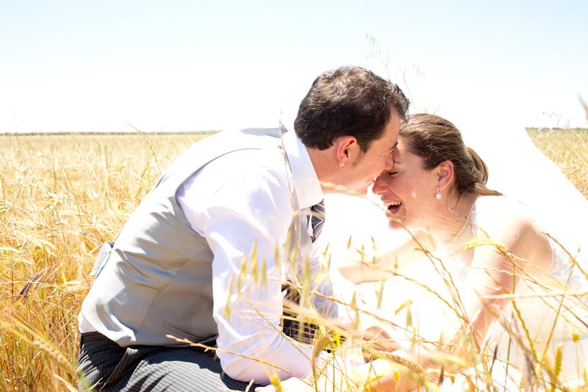 Imagen de los novios, fotos artísticas de bodas