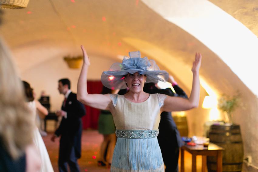los invitados se divierten en la fiesta, fotos de bodas