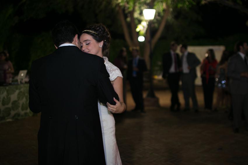 Baile de los novios. Reportajes de boda