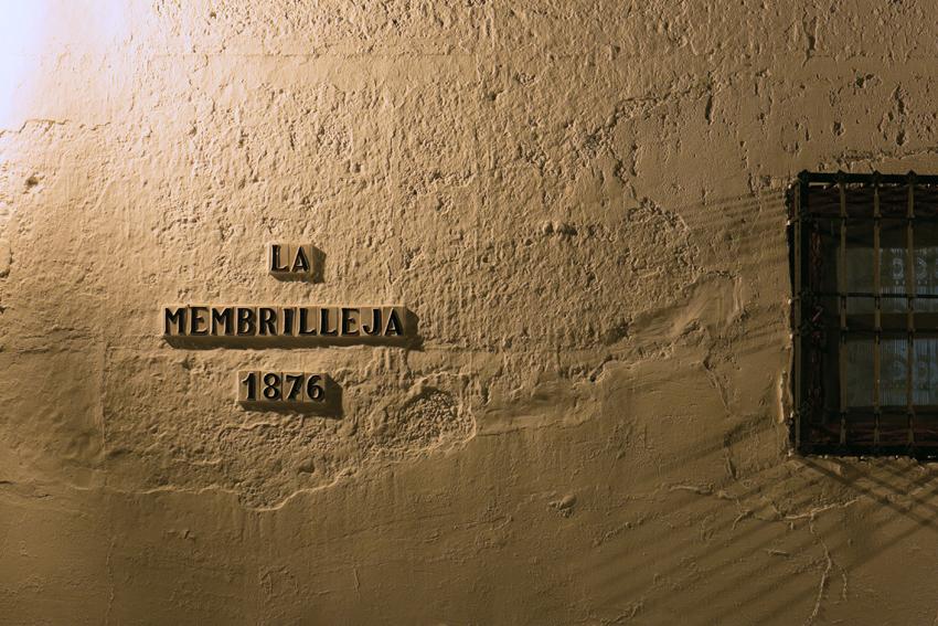 Imagen cartel La Membrilleja 1876. Reportaje de boda en la membrilleja