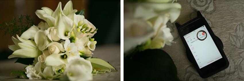 Detalles antes de la boda. Fotos originales de bodas