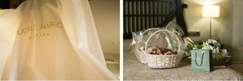 Detalles. Reportaje de boda en el Casino de Madrid