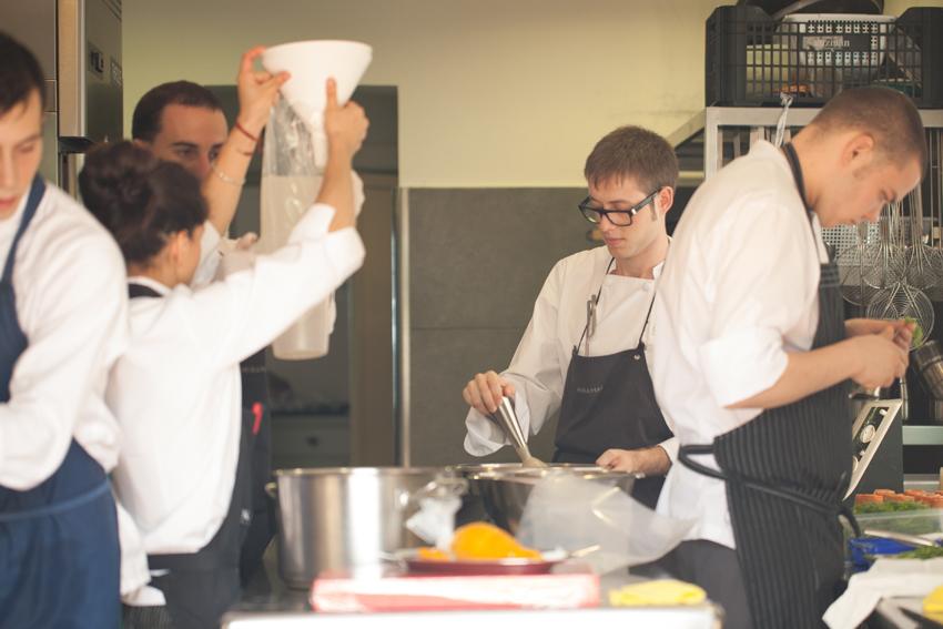 Cocineros restaurante Miramar