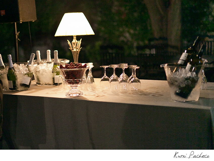 Imagen de boda en exterior. Kutxi Pacheco Fotografia