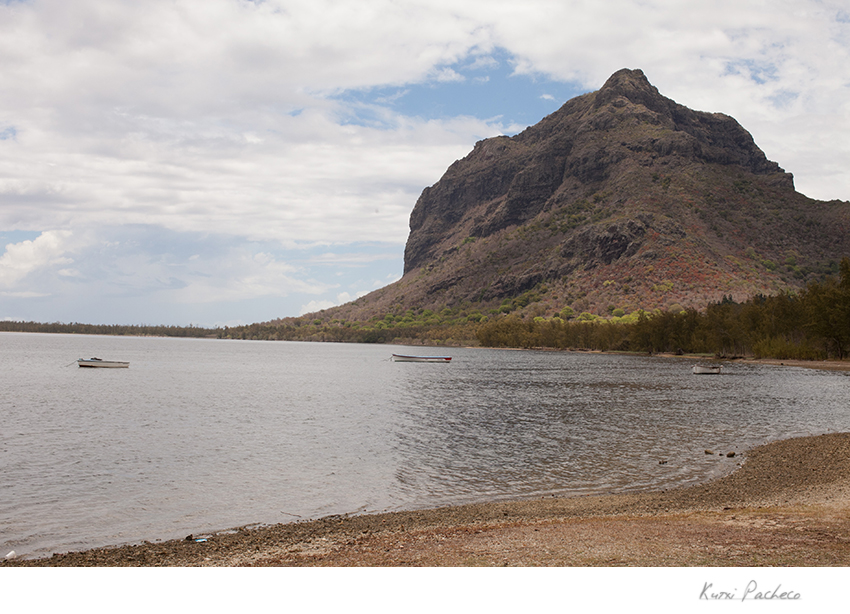 Landscape in Mauritius. Kutxi Pacheco Photography