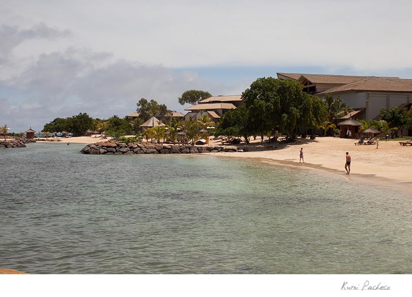 Foto de una de las playas de Isla Mauricio. Kutxi Pacheco Fotografía