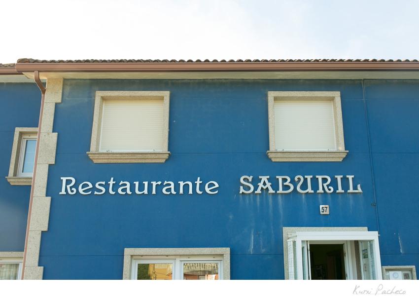 Restaurante Saburil. Gastronomía en la Costa de la Muerte