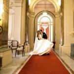 Reportaje de boda en el Casino de Madrid