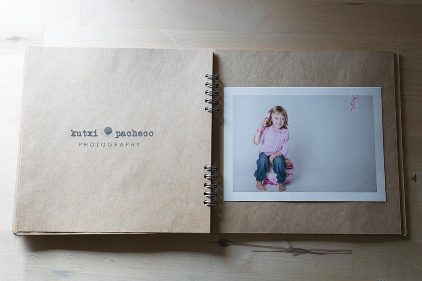 Album de las sesiones de fotos. Kutxi Pacheco