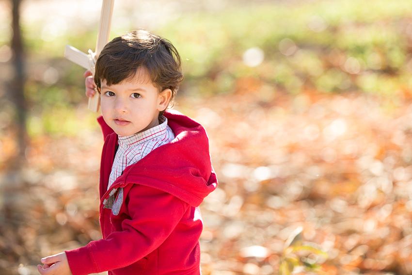 Sesiones de fotos de niños. Kutxi Pacheco